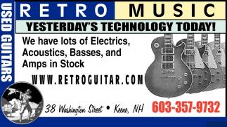 Used Guitars