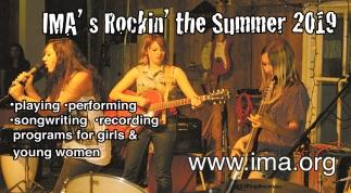 IMA's Rockin' the Summer 2019