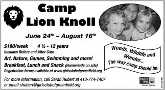 Camp Lion Knoll