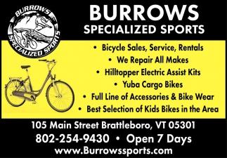 Specialized Sports