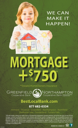 Mortgage + Up to $750