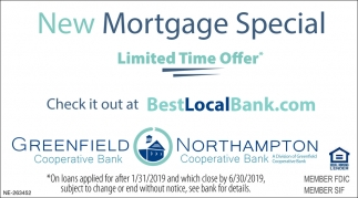 New Mortgage Special